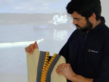 El contenedor flexible de poliéster Y PVC, premiado en Alemania