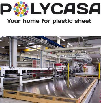 La fabricante de placas de plástico QUINN PLASTICS se convierte en POLYCASA y proyecta invertir en la planta de España