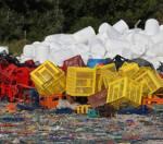 Residuos plásticos